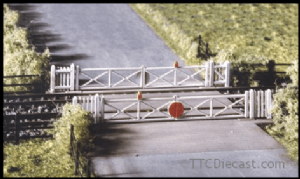 Ratio 234 Level crossing with Gates